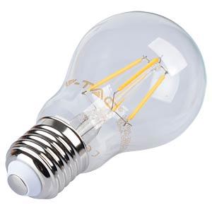Filament LED, 4W, E27, 2700K, EEK A+ V-TAC 4259