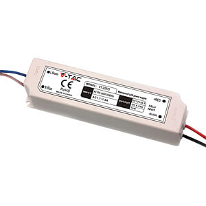 LED-Trafo, 75 W, 12 V DC, 6 A, IP67 V-TAC 3235