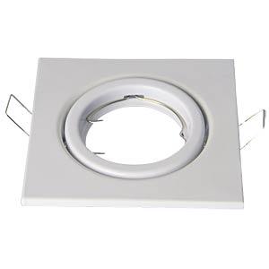 GU10 mounting frame, square, movable, white V-TAC 3472