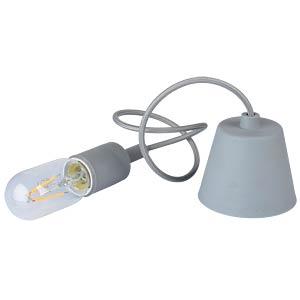 Leuchtmittelfassung E27 - grau V-TAC 3481