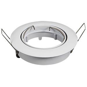 Einbauring, rund, beweglich, weiß, EEK A++ - E V-TAC 3587