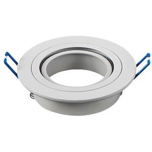 GU10 mounting frame, round, white V-TAC 3599