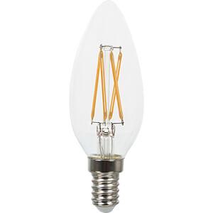 LED-Lampe E14, 4 W, 400 lm, 6400 K, Filament V-TAC 44141