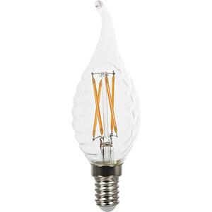 LED-Lampe E14, 4 W, 350 lm, 2700 K, Filament, dimmbar V-TAC 43881