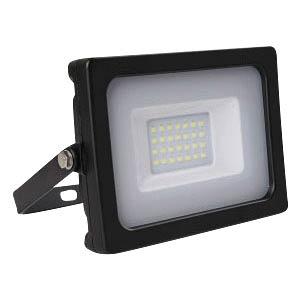 LED-Flutlicht, 20 W, 1600 lm, 6000 K, schwarz, IP65 V-TAC 5797