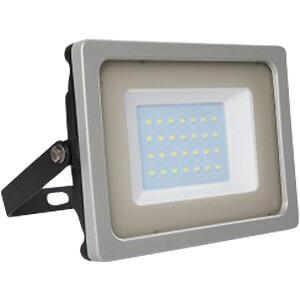 LED-Flutlicht, 30 W, 2550 lm, 4500 K, schwarz, grau, IP65 V-TAC 5811