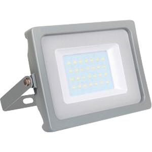 LED-Flutlicht, 30 W, 2550 lm, 4500 K, grau, IP65 V-TAC 5817