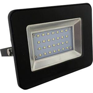 VT-5879 - LED-Flutlicht, 20 W, 1700 lm, 4500 K, schwarz, IP65