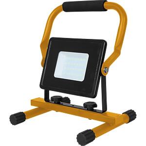 LED-Flutlicht, 30 W, 2550 lm, 4000 K, schwarz / gelb, IP65 V-TAC 5927