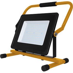 LED-Baustrahler, 100 W, 8500 lm, 4000 K, schwarz / gelb, IP65 V-TAC 5931