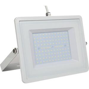 LED-Flutlicht Slimline, 100 W, 8500 lm, 3000 K, weiß, IP65 V-TAC 5970