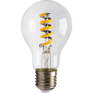 LED-Lampe E27, 4 W, 400 lm, 2700 K, Filament V-TAC 7336