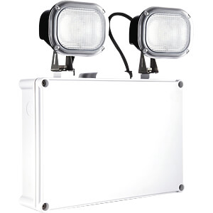 LED-Fluchtweg-Leuchte, 7 W, 600 lm, Twin-Spot V-TAC 8098