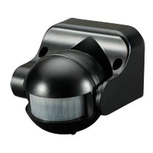 IR-Bewegungsmelder, Aufputz - Außen, schwarz V-TAC 5077