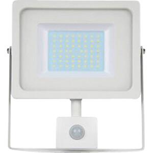 LED-Flutlicht, 50 W, 4250 lm, 4500 K, weiß, IP65, Bewegungsmelde V-TAC 5841