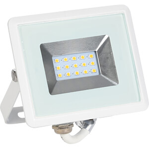 LED-Flutlicht, 10 W, 850 lm, 3000 K, weiß, IP65 V-TAC 5943