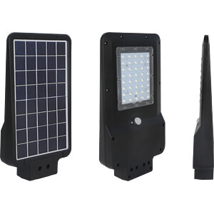 Solar street light, 15 W, 1600 lm, 6000 K, IP65 V-TAC 8548