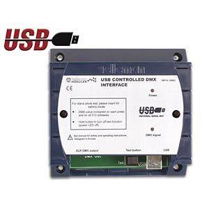 WHADDA WML116 - USB - DMX Interface