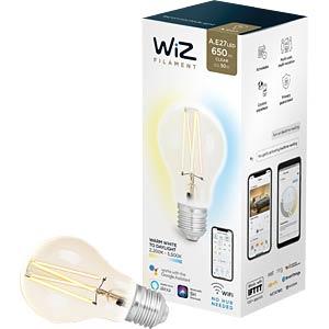WIZ 1410126971 - WiZ Whites Filament A60 E27 Clear