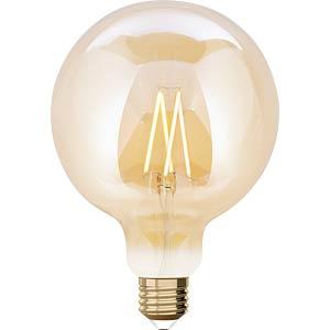 WIZ 1410181671 - WiZ Whites Filament G125 E27 Amber