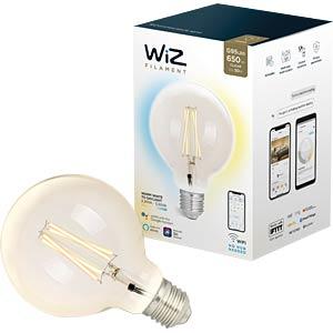WIZ 1410189971 - WiZ Whites Filament G95 E27 Clear