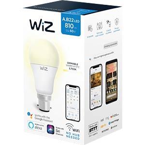 WIZ 1410826071 - WiZ G2 Whites A60 B22