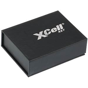 XCell key, key fob torch, 80 lm XCELL 138465