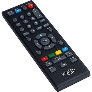 Mobiler Fernseher, 26cm/10 / DVB-T/T2 EEK B XORO XOR400516