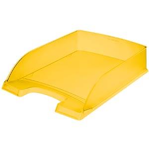 BriefkorbA4 Standard Plus gelb frost LEITZ 52270010