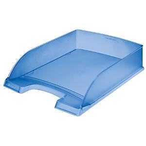 Briefkorb A4 Standard Plus, blau frost LEITZ 52270034