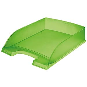 BriefkorbA4 Standard Plus grün frost LEITZ 52270056