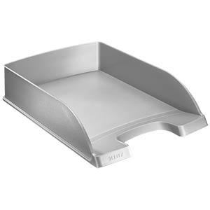 Briefkorb A4 Standard Plus silber LEITZ 52270084