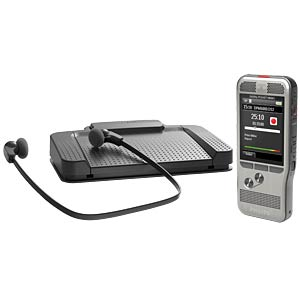 Pocket Memo Diktier- und Transkriptions-Set PHILIPS DPM6700