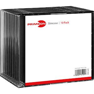 PRIM 2761401 - Slimcase Box für 1 Disc (10-Pack)