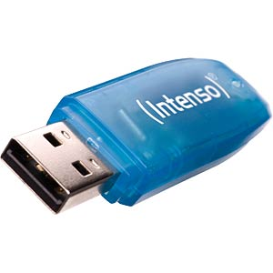 USB2.0-Stick 4GB Intenso Rainbow-Line INTENSO 3502450