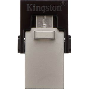 USB-Stick, USB 3.0, 64 GB, DataTraveler mD3 KINGSTON DTDUO3/64GB