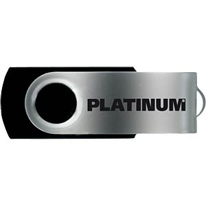 USB2.0-Stick 2GB Platinum TWS PLATINUM 177558
