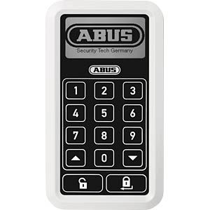 Funk-Tastatur HomeTec Pro, silber ABUS SECURITY TECH ABHT10126