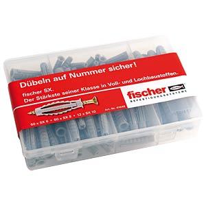 FISCHER Meister-Box UX + Schraube + Haken FISCHER BEFESTIGUNGSSYSTEME 513894