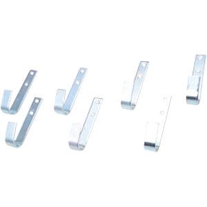 Wandhaken-Set, 7-teilig, 92 x 35 x 15 mm FILMER 55107