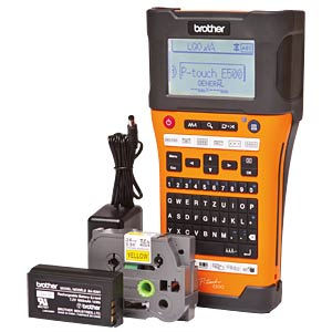 Brother labelmaker / tafelapparaat BROTHER PTE500VPG1