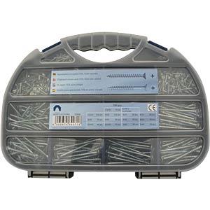 Spanplattenschrauben Sortiment TX 780 tlg. REISSER SCHRAUBENTECHNIK 64073/2