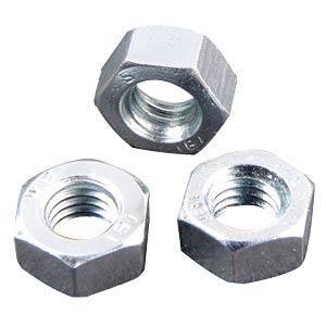 Hexagonal nuts, M12, 50pcs REISSER SCHRAUBENTECHNIK 31768/9