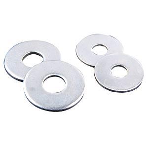 Large-diameter washers, 10.5mm, 100pcs. REISSER SCHRAUBENTECHNIK 31804/4