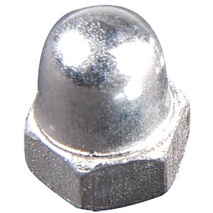 Cap nuts, M4, 7 pcs REISSER SCHRAUBENTECHNIK 37526/9