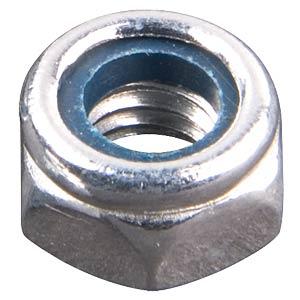 Lock nuts, M4, 100 pcs REISSER SCHRAUBENTECHNIK 31782/5