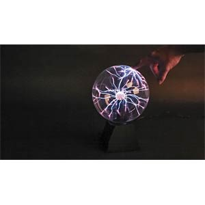 Plasma light ball VALUELINE VLPLASMABALL10