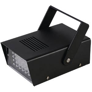 LED stroboscope VALUELINE VLSTROBOLED01