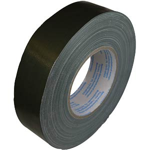 Original reinforced duct tape, bronze green 38 mm x 50 m FREI
