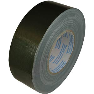 Original reinforced duct tape, bronze green 50 mm x 50 m FREI